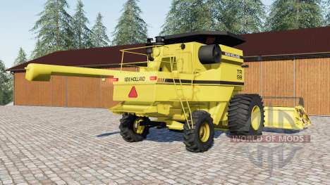 New Holland TR98 para Farming Simulator 2017