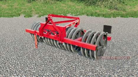 HE-VA 300 mm Front-Pakker para Farming Simulator 2017