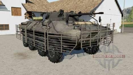 El BTR-90 para Farming Simulator 2017