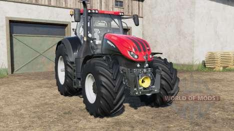 Steyr Terrus 6000 CVT para Farming Simulator 2017