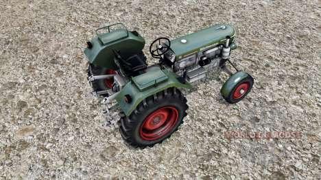 Hurlimann D-110 para Farming Simulator 2015