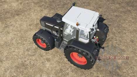 Fendt Favorit 500 C Turboshift para Farming Simulator 2017