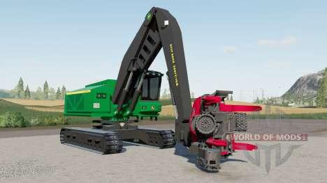 John Deere 909M para Farming Simulator 2017