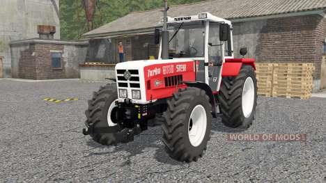 Steyr 8110A Turbo para Farming Simulator 2017