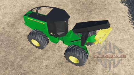 John Deere 948L para Farming Simulator 2017