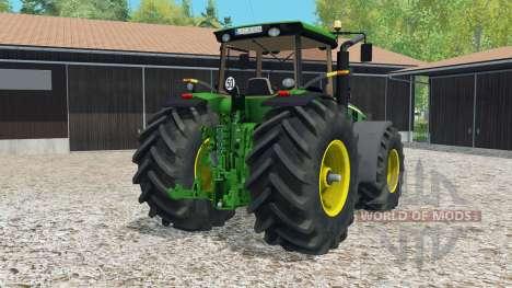 John Deere 8370R para Farming Simulator 2015