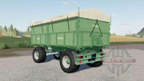 Krone DK 240-18 para Farming Simulator 2017