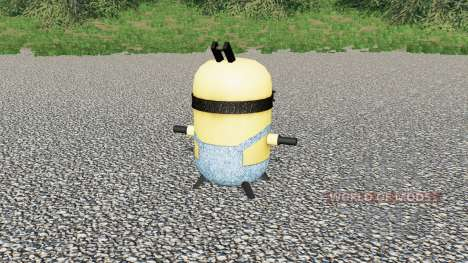 Minion weight para Farming Simulator 2017