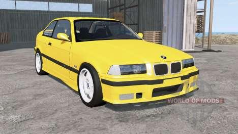 BMW M3 coupe (E36) 1993 para BeamNG Drive