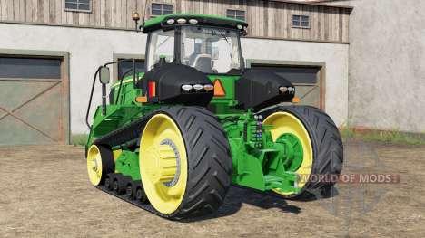 John Deere 9RT-series para Farming Simulator 2017