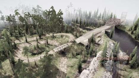 La silvicultura para Spintires MudRunner