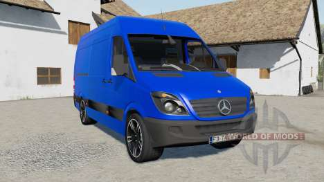 Mercedes-Benz Sprinter 311 CDI (Br.906) 2009 para Farming Simulator 2017