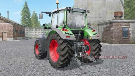 Fendt 300 Vario para Farming Simulator 2017