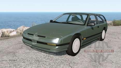 Ibishu 200BX Wagon v2.21a para BeamNG Drive