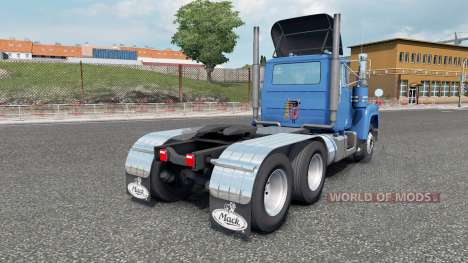 Mack R600 para Euro Truck Simulator 2