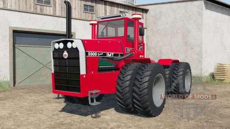 IMT 5000 DeLuxe para Farming Simulator 2017