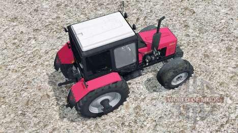 MTZ-1221.2 Bielorrusia para Farming Simulator 2015