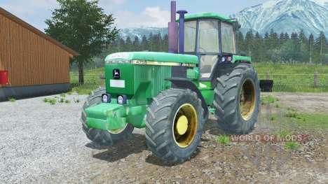 John Deere 4755 para Farming Simulator 2013