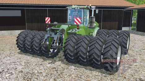 Case IH Steiger 1000 para Farming Simulator 2015