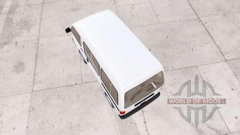 Daewoo Damas para American Truck Simulator