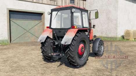 MTZ-80.1 Bielorrusia para Farming Simulator 2017