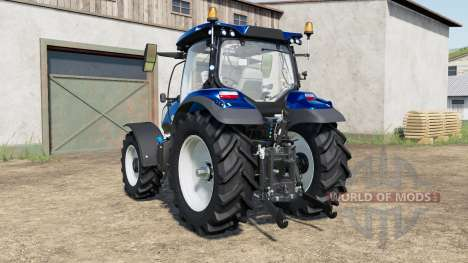 New Holland T6-series para Farming Simulator 2017