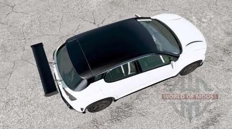 Cherrier FCV I5 Diesel para BeamNG Drive