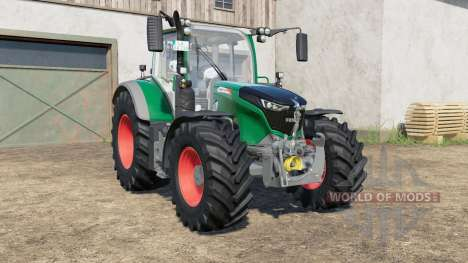 Fendt 728 Vario para Farming Simulator 2017