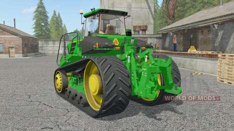John Deere 9630T para Farming Simulator 2017