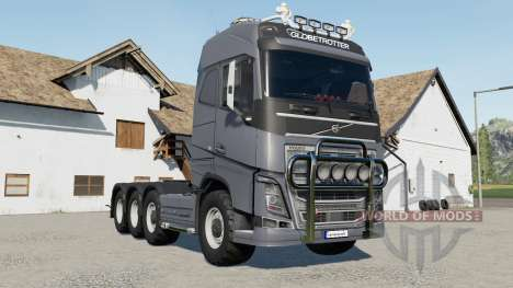 Volvo FH16 750 8x8 para Farming Simulator 2017