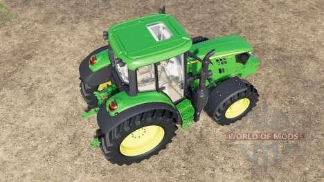 John Deere 6M-series para Farming Simulator 2017