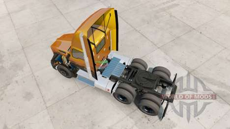 Kenworth T880 para American Truck Simulator