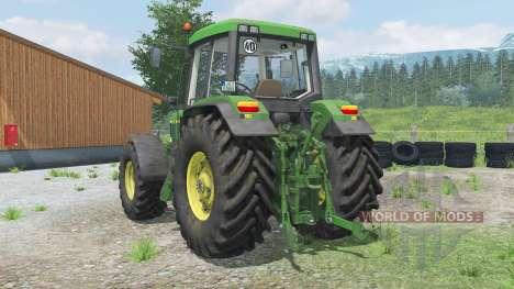 John Deere 6800 para Farming Simulator 2013