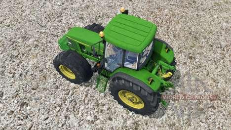 John Deere 7810 para Farming Simulator 2015