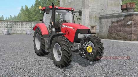 Case IH Maxxum 140 para Farming Simulator 2017