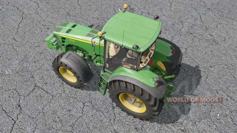 John Deere 8030-series para Farming Simulator 2017