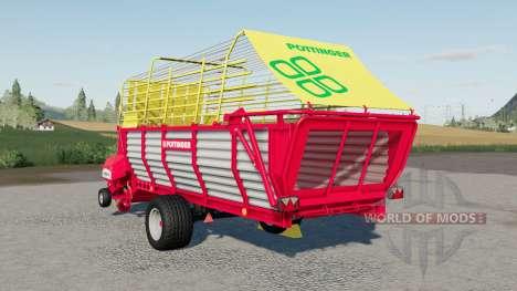 Pottinger EuroBoss 330 T para Farming Simulator 2017