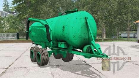 MGT-10 para Farming Simulator 2015