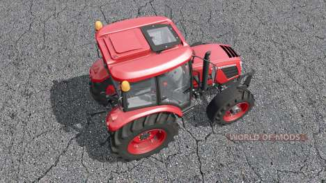 Zetor Major HS 80 para Farming Simulator 2017