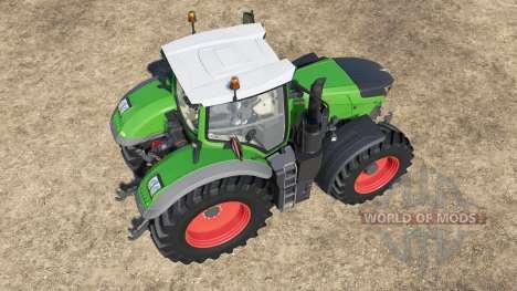 Fendt 1000 Vario para Farming Simulator 2017