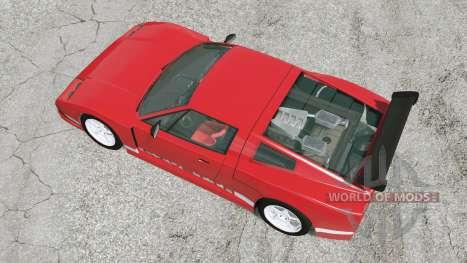 Civetta Bolide Evolution v6.9 para BeamNG Drive