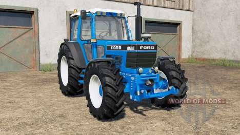 Ford 8630 para Farming Simulator 2017
