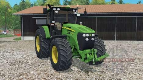 John Deere 7930 para Farming Simulator 2015