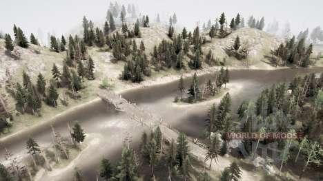 Mudslide para Spintires MudRunner