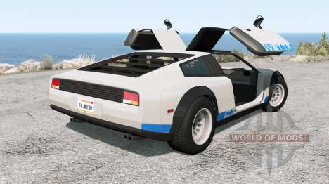 Civetta Bolide Owlwing para BeamNG Drive