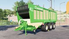 Krone ZX 560 GƊ para Farming Simulator 2017