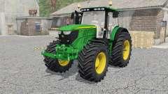 John Deere 6210Ɍ para Farming Simulator 2017
