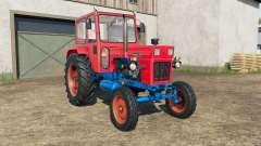 Universal 650 M D2 para Farming Simulator 2017