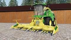 John Deere 8000i-series para Farming Simulator 2017