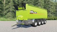 Peecon Cargo 62000 para Farming Simulator 2017